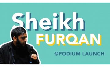 Launch Day: Sheikh Furqan