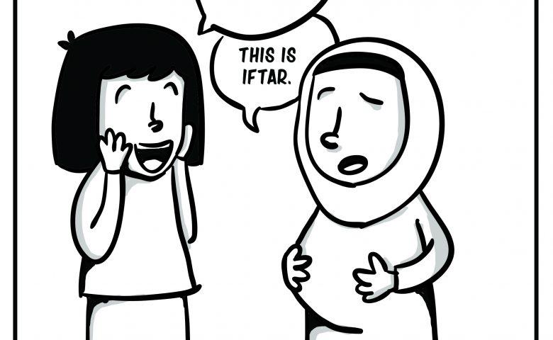 Iftar Baby