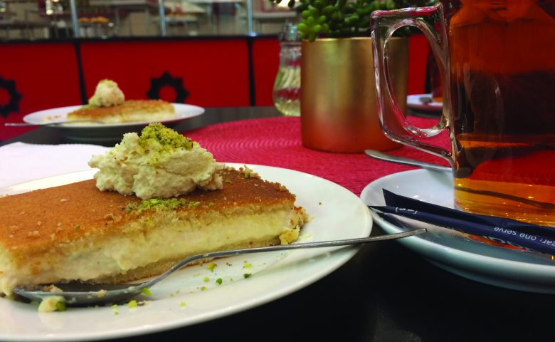 Late Night Sweet Stop: Hawat Pastry