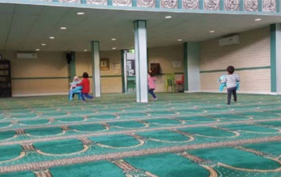 Mothers' Halaqa – Mothers And Young Children Feel Unwanted