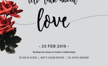Let's Talk About Love Conference