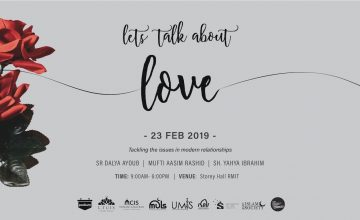 Let's Talk About Love Trailer